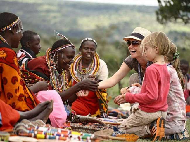 Туризм в Кении