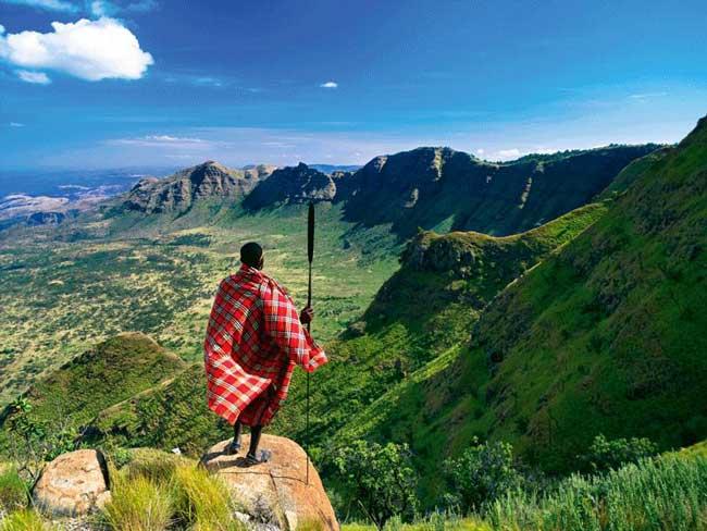 Рифтовая долина Кения