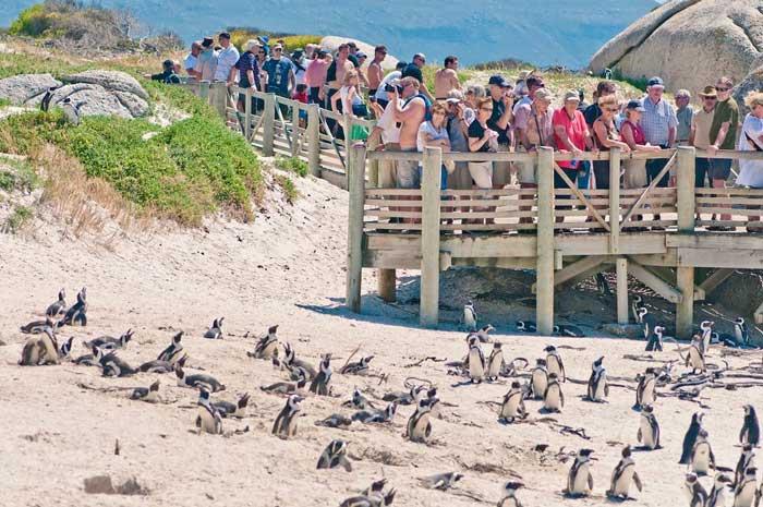 Пляж Боулдерс