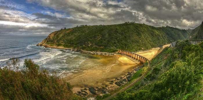 Дорога Садов (Garden Route) в ЮАР